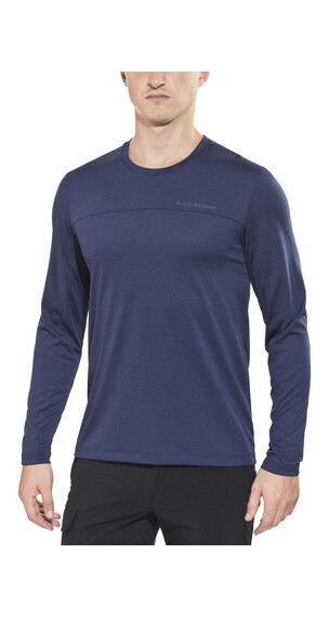 Peak Performance Bailey Longsleeve Men Blue Mountain